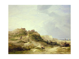 View of Mundesley, Near Cromer Giclee Print by James Stark