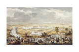 The Battle of Marengo, 23 Prairial, Year 8 (12 June 1800) Engraved by Jean Duplessi-Bertaux… Giclée-Druck von Antoine Charles Horace Vernet