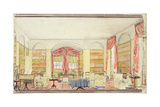 The Library Giclee Print by Lili Cartwright