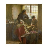Tender Grace of a Day That Is Dead Giclee Print by Walter Langley