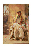 The Arab Giclee Print by John Frederick Lewis