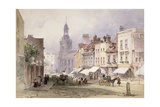 No.2351 Chester, C.1853 Giclee Print by William Callow