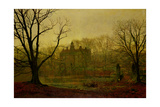 In the Gloaming, 1878 Giclee Print by John Atkinson Grimshaw