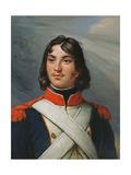 General Francois-Severin Desgraviers-Marceau (1760-96) 1834-35 Giclée-Druck von Auguste Jean-baptiste Vinchon