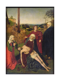 The Lamentation Giclee Print by Petrus Christus