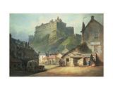 Edinburgh Giclee Print by Francis Nicholson