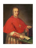 Cardinal-Duke of Of York Giclee Print by Pompeo Batoni