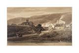 Ilkley, Yorkshire, 1801 Giclee Print by Thomas Girtin