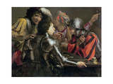 The Backgammon Players Giclee Print by Hendrick Terbrugghen