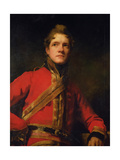 Lt. Col Morrison of the 7th Dragoon Guards Giclee Print by Sir Henry Raeburn