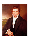 Portrait of Joseph Smith Giclee Print
