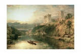 Durham Cathedral Giclee Print by Henry Dawson