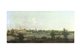Jamaican Landscape, C.1775 Giclee Print by George Robertson