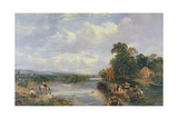 Landscape Giclee Print by Samuel Bough