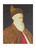 Doge Agostino Barbarigo Giclee Print by Gentile Bellini