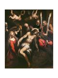 Pieta, Modelletto for the Altarpiece in the Cathedral at Reggio Emilia, 1612 Giclee Print by  Palma Il Giovane