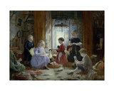 Schooltime Giclee Print by William Jabez Muckley