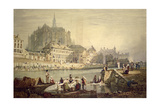 Cologne Giclee Print by Samuel Prout