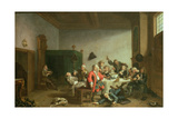 A Merry Party Giclee Print by Jan Josef the Younger Horemans