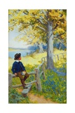The Stile Giclee Print by Percy Tarrant