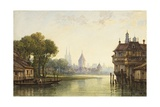 Nuremberg Giclee Print by William Wyld
