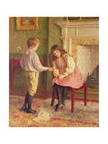 The Peace Offering Giclee Print by Charles Haigh Wood