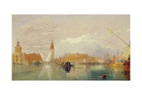 View of Venice, 1867 Giclee Print by James Baker Pyne