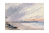 Sky, 19th Century Giclee Print by Myles Birket Foster