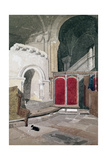 Interior of Norwich Cathedral, 19th Century Giclee Print by John Sell Cotman