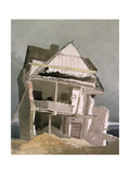 A Ruined House, 19th Century Giclee Print by John Sell Cotman