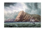 The Voyage of Hms Topaz to the Pacific 1865-69, Cape Horn Giclee Print by J. Linton Palmer