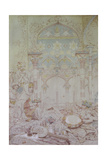 Fantasy in a Egyptian Harem, 1865 Giclee Print by Richard Dadd
