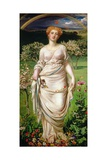 Gentle Spring, 19th Century Giclee Print by Anthony Frederick Augustus Sandys