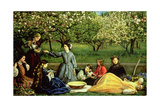 Spring (Apple Blossoms) 1859 Giclee Print by John Everett Millais