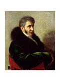 Portrait of Ivan Alexeevich Gagarin (1771-1832) 1811 Giclee Print by Orest Adamovich Kiprensky