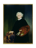 Portrait of Rosa Bonheur (1822-1899) Giclee Print by Madame Consuelo-fould
