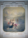 Dawn, Ceiling Painting from Grand Duchess Maria's Study Photographic Print