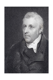 Dudley Ryder, Engraved by Henry Robinson (Fl.1827-72) Giclee Print by Thomas Phillips