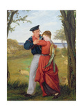 The Sailor's Farewell Giclee Print by William Gale or Gaele