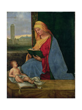Virgin and Child (The Tallard Madonna), 15th Century Giclee Print by  Giorgione
