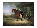 Portrait of a Gentleman, Probably George Hay, 7th Marquess of Tweeddale (1753-1804) C.1790 Giclee Print by Alexander Nasmyth
