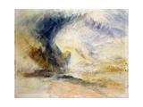 Mount St Gothard Giclee Print by Joseph Mallord William Turner