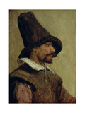 Portrait of a Man Giclee Print by Adriaen Brouwer