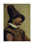 Portrait of a Man Giclee Print by Adriaen Brouwer