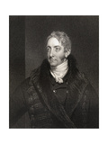 Cropley Ashley Cooper, 6th Earl of Shaftesbury, Engraved by W. Holl (1807-71), from 'National… Giclee Print by William Owen