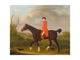 A Gentleman on His Hunter Riding to Hounds, 1783 Giclee Print by Francis Sartorius