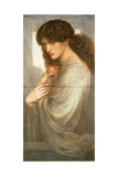 Proserpina, 1871 Giclee Print by Dante Gabriel Rossetti