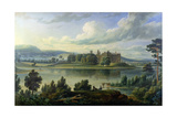 Linlithgow Palace Giclee Print by  Scottish School