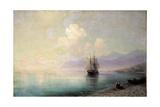 Bordighera Giclee Print by Ivan Konstantinovich Aivazovsky