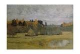 Late Autumn, 1894-98 Giclee Print by Isaak Ilyich Levitan